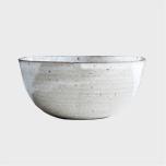 Stor grå skål
